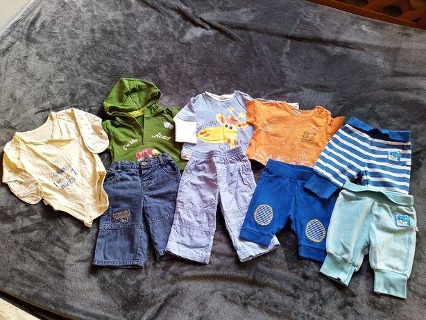 Пакет одежды на мальчика 0-3 месяца