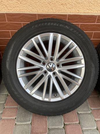 Продам оригинальные диски VW Tiguan, Passat B7 B8 SuperB 235/55 R17