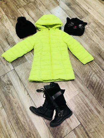 Яркая курточка куртка
