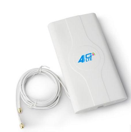 3G/4G Mimo антенна 2*9дби для всех операторов, комнатная, новая