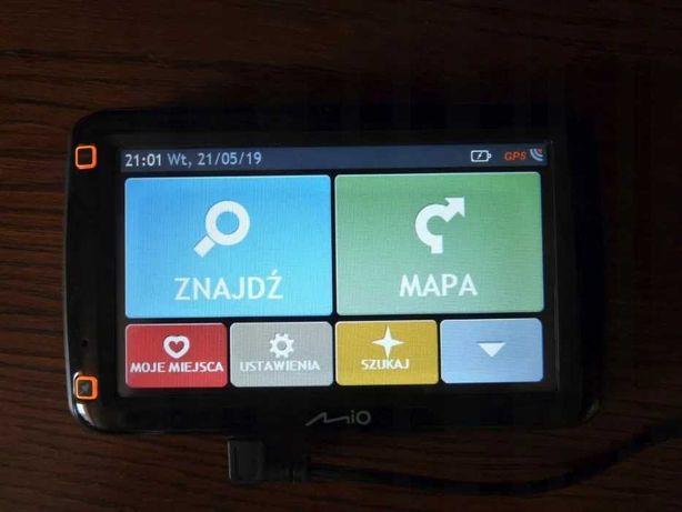 Nawigacja Mio Spirit 685 Europa Plus TMC dożywotnia aktualizacja map