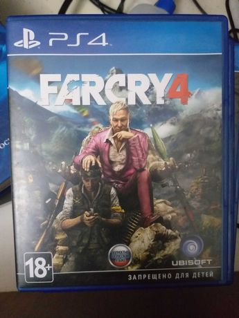 Far Cry 4 Playstation 4