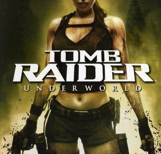 jogo Tomb raider underworld Wii