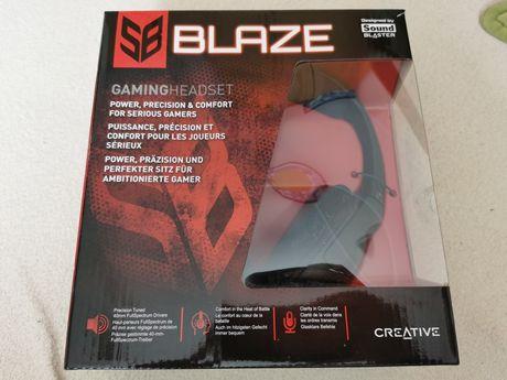 Sluchawki Creative Sound Blaster Blaze