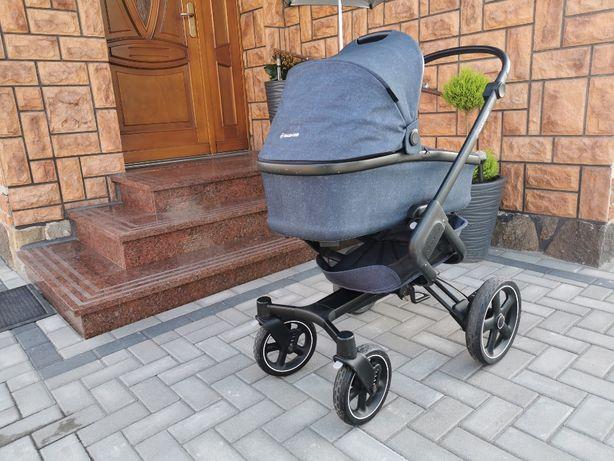 Wózek 3w1 Maxi Cosi Nova 4 + fotelik pebble plus, parasolka gratis