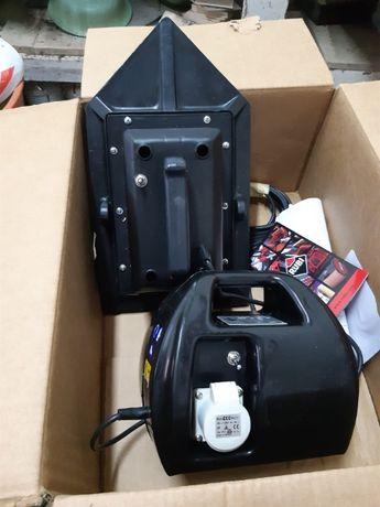 Compactador de mão eléctrico Rubi