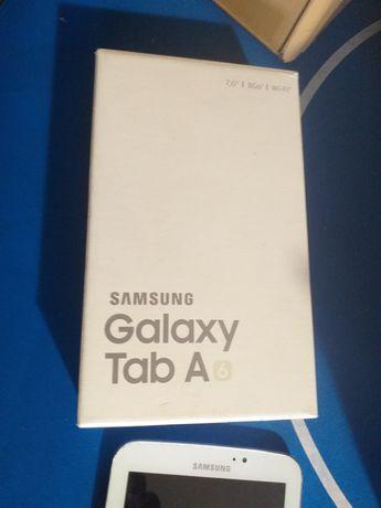 """Tablet Galaxy Tab A6  7"""" wi fi SM T280"""