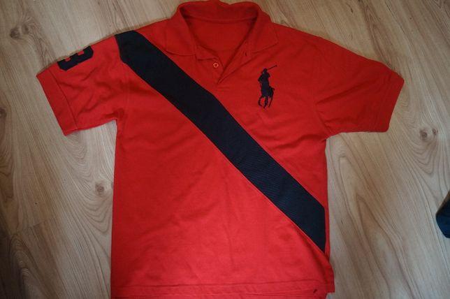 Ralph Lauren- super koszulka polo- L