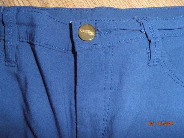 Spodnie damskie Yessica ciemny niebieski