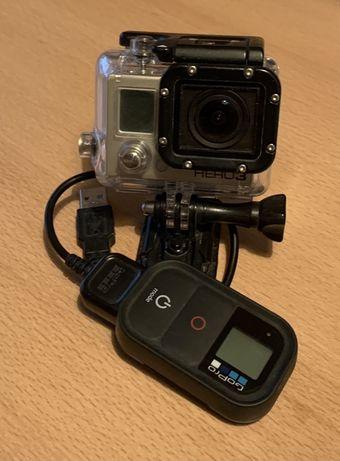 GoPro 3 с пультом
