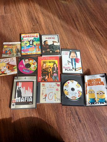 Filmy na płytach