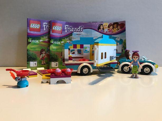 Lego Friends 41034 Przyczepa campingowa