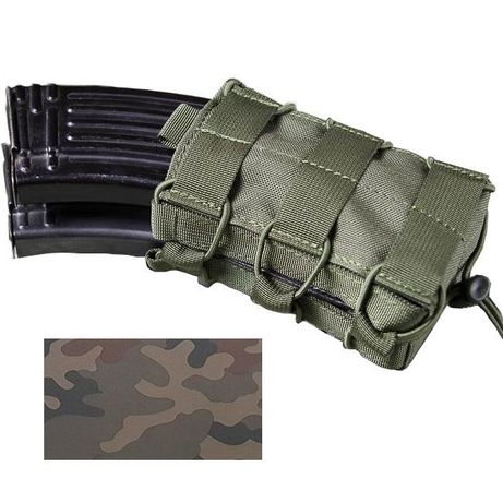 MILIARIALODZ.PL Ładownica szybka podwójna długa 2XM4/AK wz.93 BARIBAL