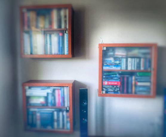 Szafki na książki