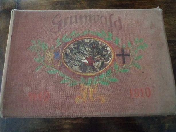 GRUNWALD 1410- 1910 Jubileuszowy album z 1910 roku