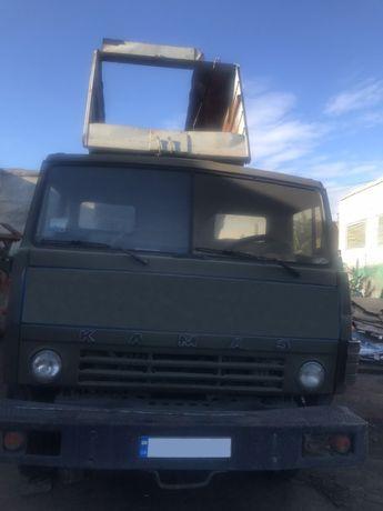 КамАЗ 53213 мусоровоз