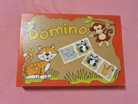 Domino zwierzatka