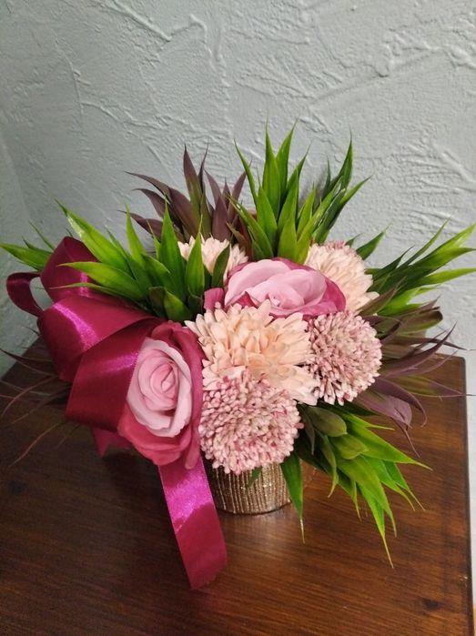 Kwiaty, flower box, prezent, upominek Piotrków Kujawski - image 1