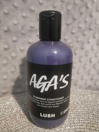 LUSH Aga's 250ml - odżywka do włosów.