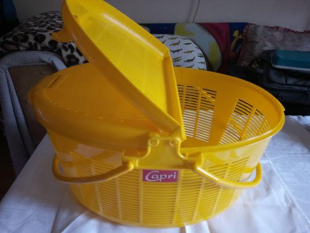 kosz zakupowy transporterek łatwy do dezynfekcji Capri