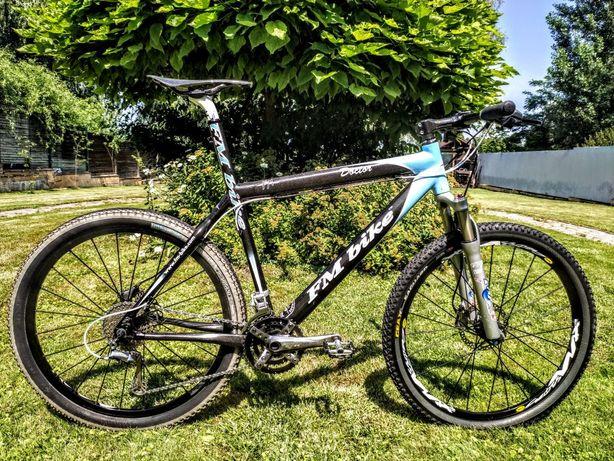 Кастомный карбоновый горный велосипед xtr мтб карбон shimano fox sram