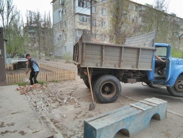 Песок Щебень Отсев Песок На Подсыпку Глина Вывоз строительного мусора