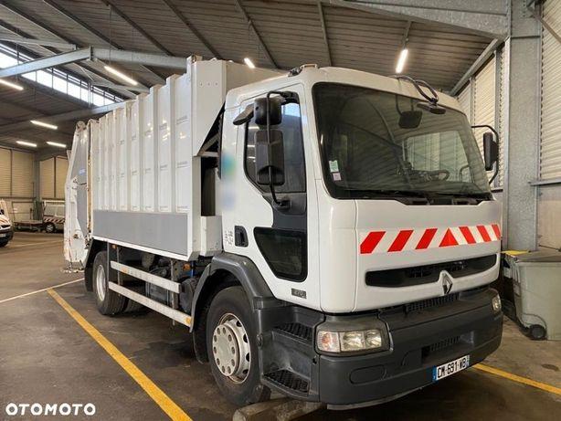 Renault Śmieciarka Pojazd Komunalny RENAULT Midlum 270 DXI  Śmieciarka Pojazd Komunalny RENAULT Midlum 270 DXI