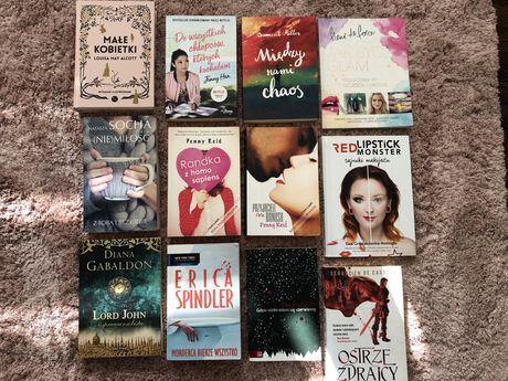 Książki wyprzedaż młodzieżowe romanse fantasy kryminał poradnik