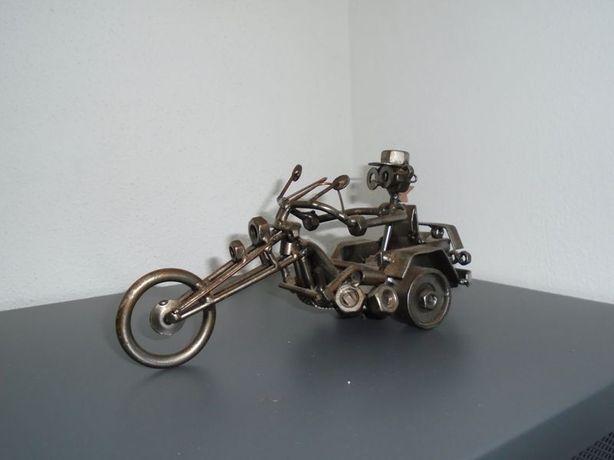 Hinz & Kunst Escultura Moto