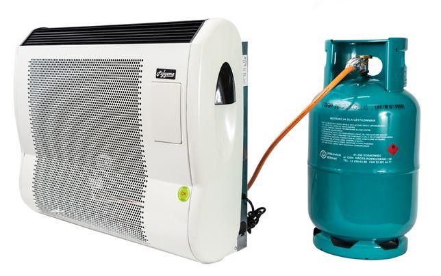 Ogrzewacz gazowy 4 kW FHS nagrzewnica piecyk konwektor z termostatem