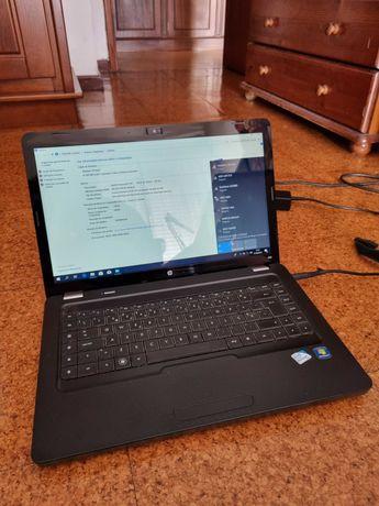 Portátil HP G62 Intel Pentium P6100, 4GB Ram, HDD 320GB a funcionar
