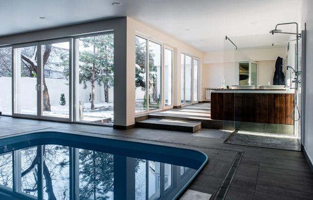 Новый дом VIP Class с бассейном и джакузи