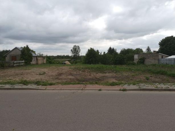 Gm.DOBRZYNIEWO / warunki zabudowy na dwa domy ! ZAMIANA NA MIESZKANIE