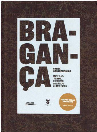 1222  Bragança : carta gastronómica