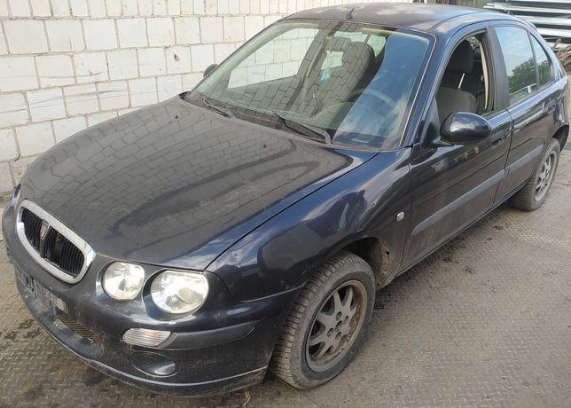 """Rover 25 2.0 TD 20T2N 2000r Wszystkie Części Lakier LQW Alufelgi 14"""""""