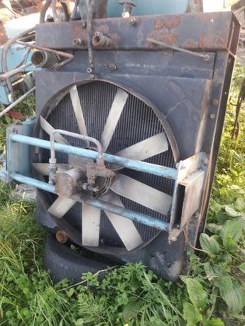 Chłodnica sieczkarnia ciągnik kombajn koparka maszyna budowlana