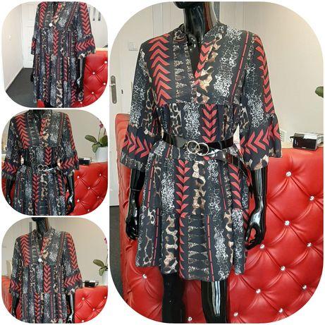 Sukienka tunika produkt włoski