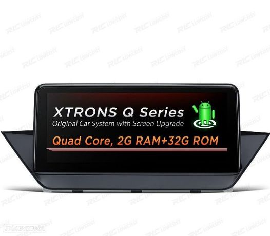 AUTO RADIO GPS ANDROID 10 BMW X1 E84 (09-15)