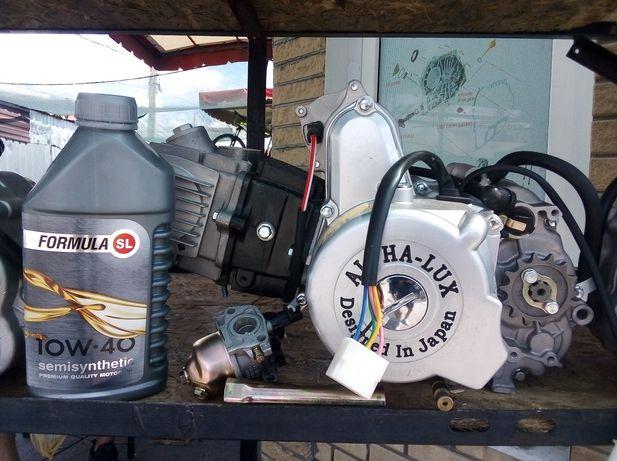 Двигатель, Мотор 72/110/125/150/200куб, на мопед Альфа, Дельта, Актив