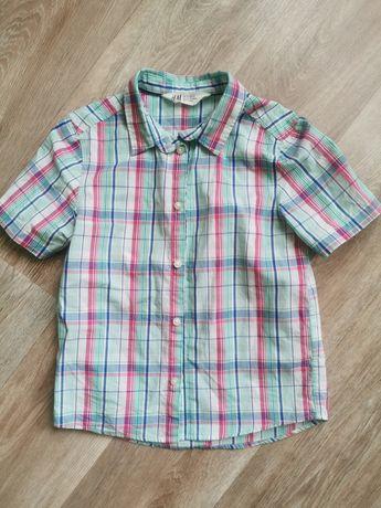 Рубашка h&m 250 руб в отличном
