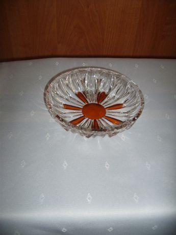 kryształowy talerzyk