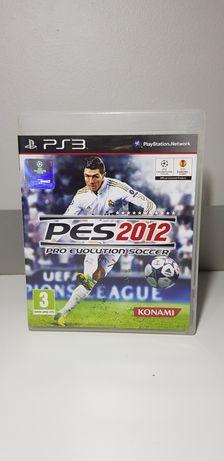 PES 2012 Pro Evolution Soccer na PS3