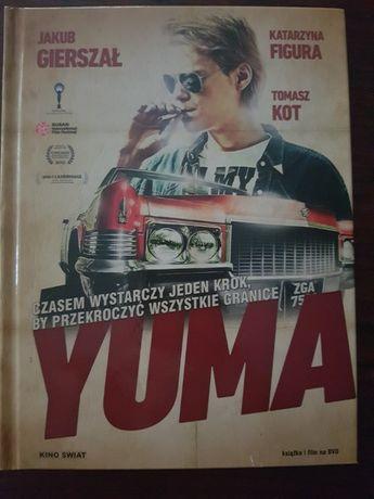 Film DVD płyta YUMA