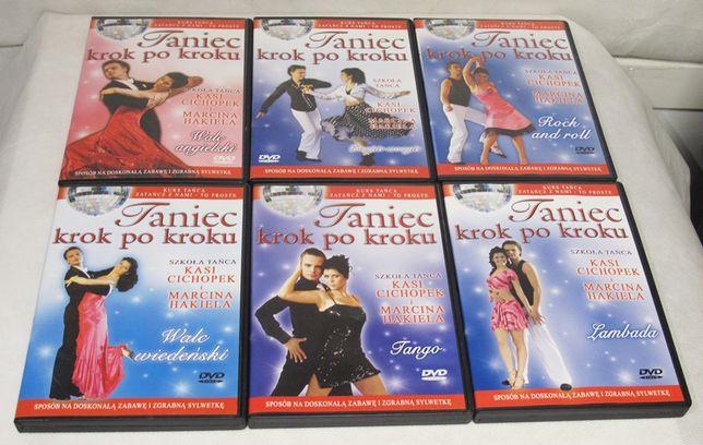 Taniec krok po kroku - DVD