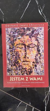 Jestem z wami podręcznik do religii klasa 8 VIII religia
