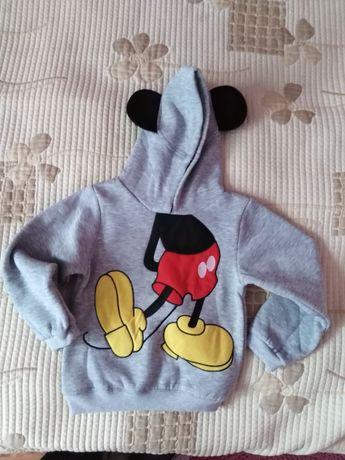 Bluza z myszką Miki sprzedam