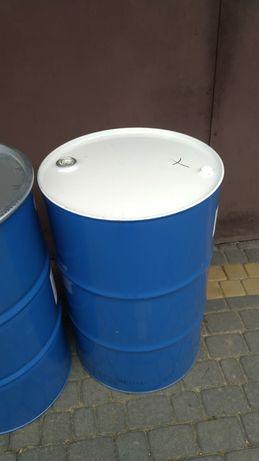 Beczki metalowe na olej wode