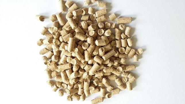Pellet-Żwirek podłoże dla kotów oraz gryzoni. Worek 15 kg.
