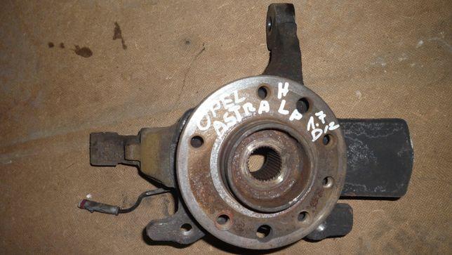 Piasta zwrotnica lewy przód Opel Astra H