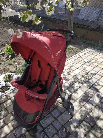 Продам прогулочну коляску carrello Quattro